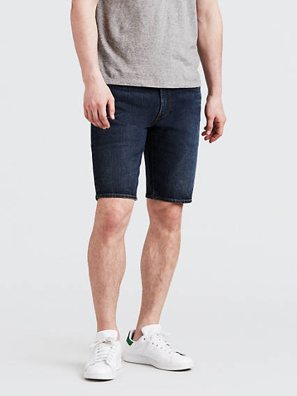 502 Taper Hemmed Shorts