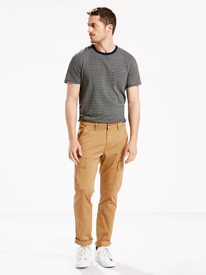 acd020b0d7d 541™ Athletic Taper Cargo Pants (big & Tall) - Khaki | Levi's® US