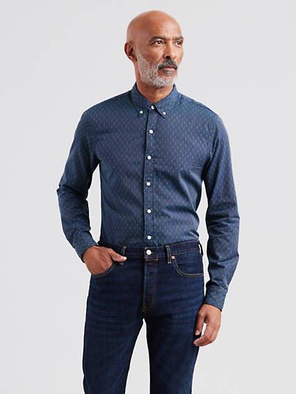 Chemise sans poche Pacifique