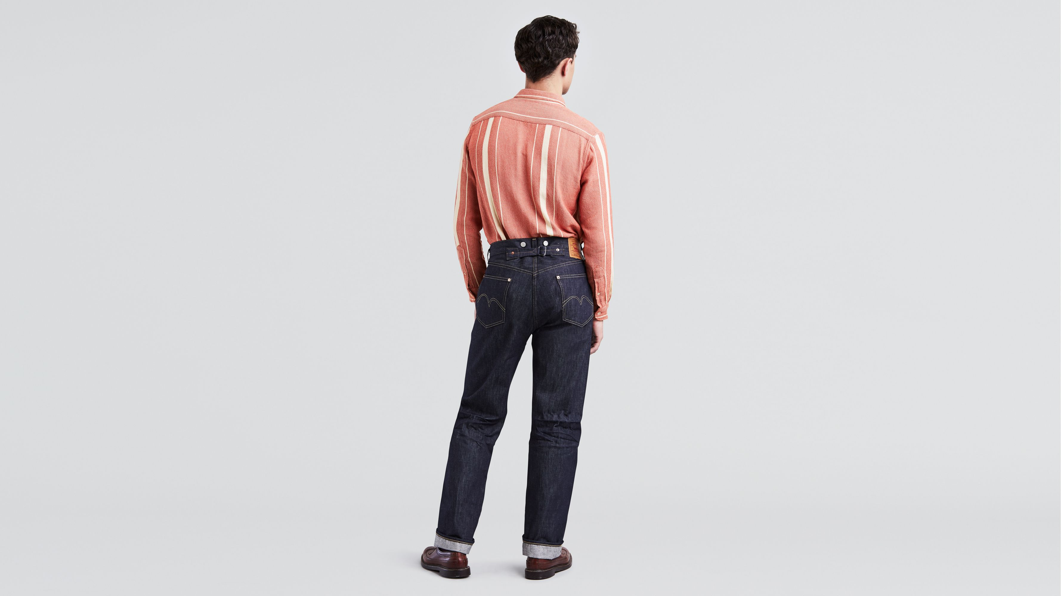 6e15a8c9 Levi's® Vintage Clothing 1933 501® Jeans - Dark Wash | Levi's® GB