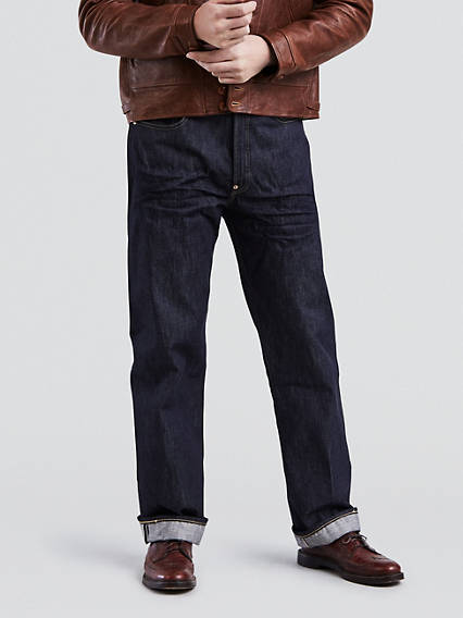 Men's Vintage Pants, Trousers, Jeans, Overalls Levis 1933 501 Jeans - Mens 29x34 $285.00 AT vintagedancer.com