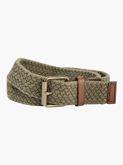 Men's Braided Belt