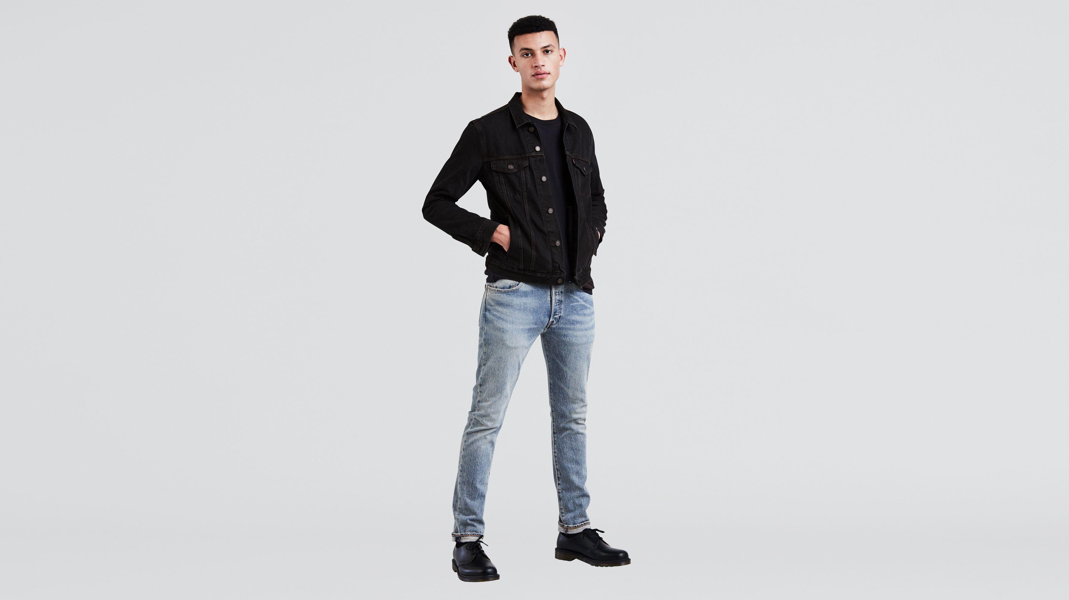 31562c4e774 501® Skinny Stretch Jeans - Light Wash