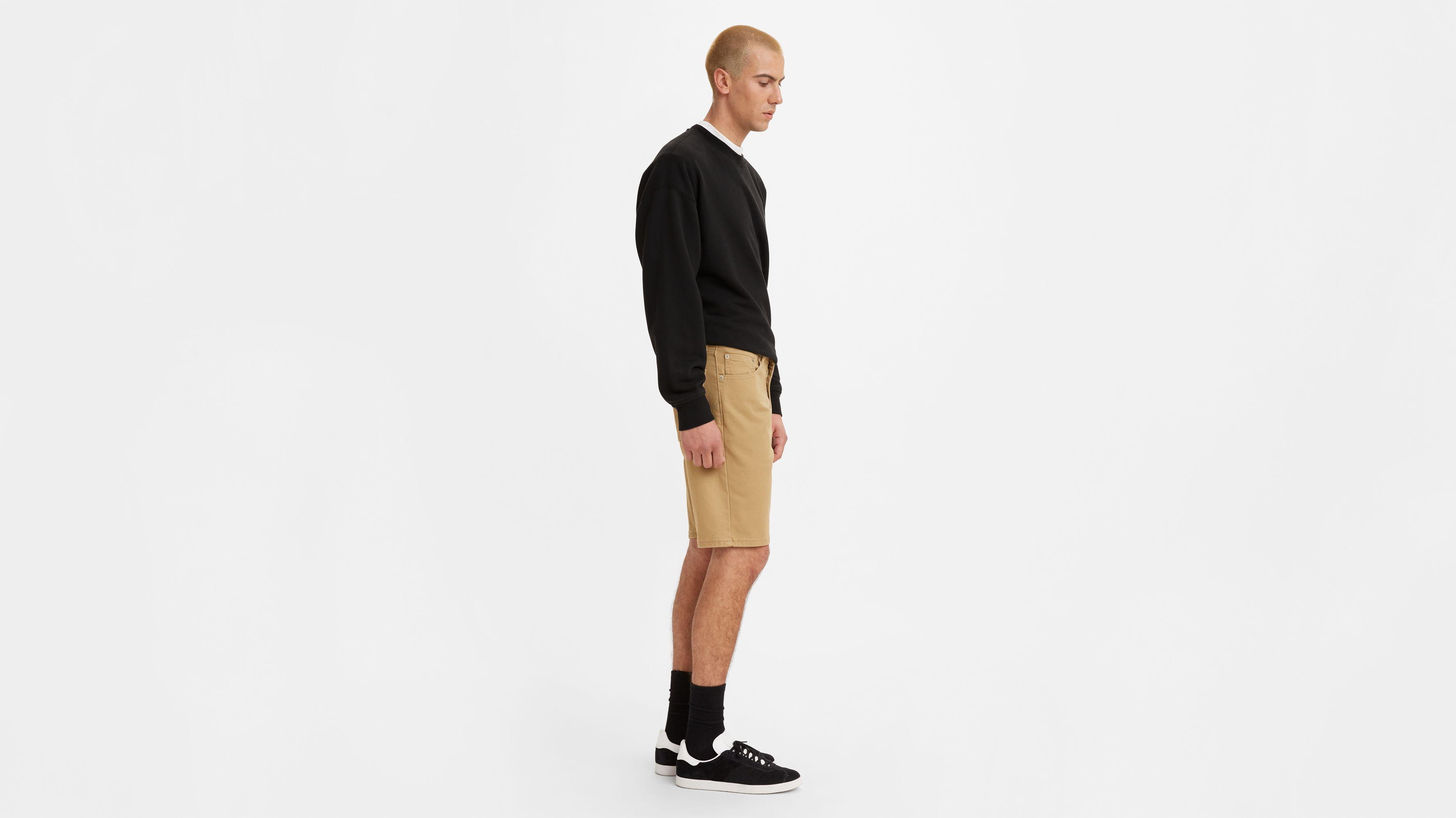 Army Dad Super-Comfort SweatShorts in Sport Grey Medium