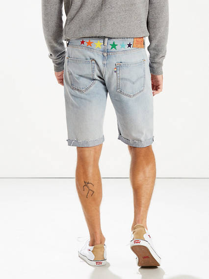 Levi's® Pride 501® Original Fit Cut-Off Shorts