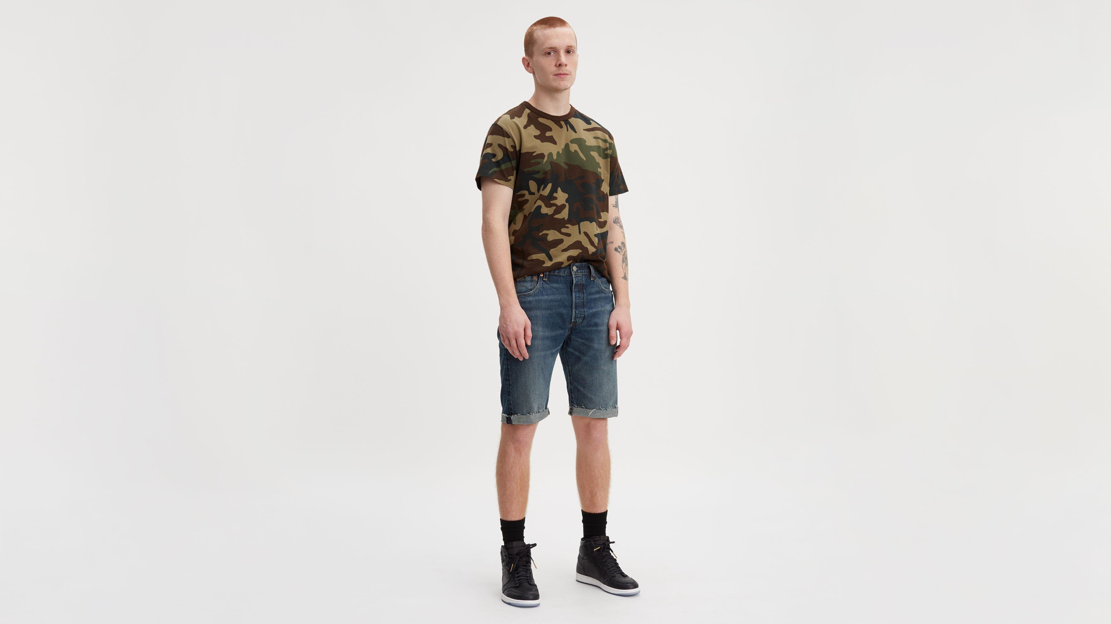 Ca En DenimLevi's® CargoChino Shorts Hommes Et k80nOwPX