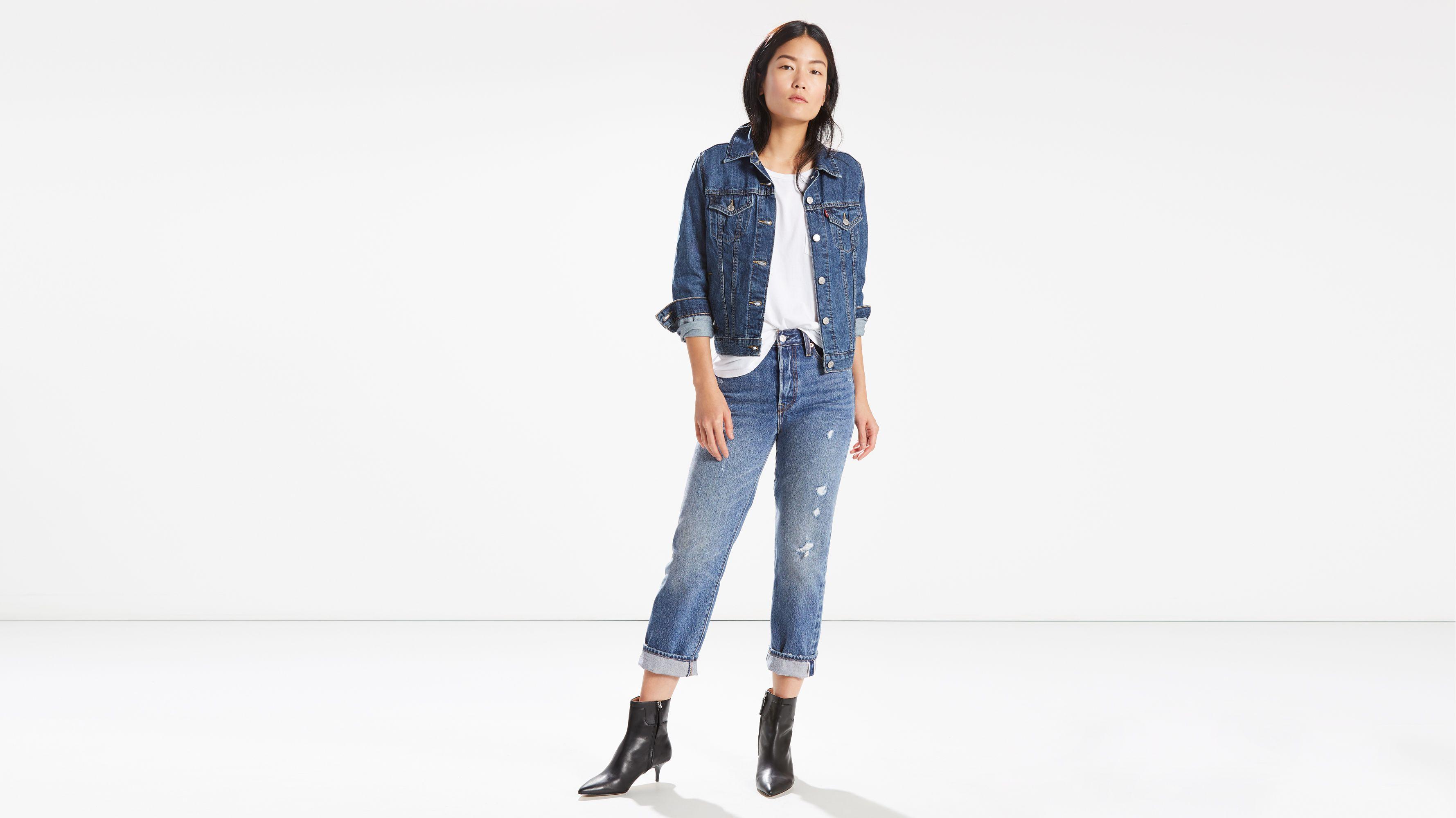 95c56c7ff6a19c Wedgie Fit Straight Jeans - Medium Wash | Levi's® US