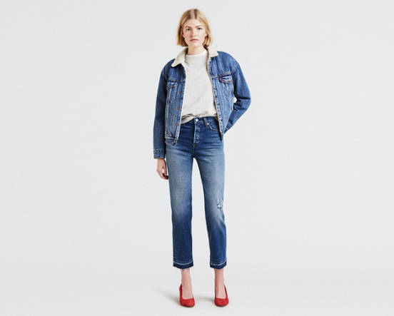 dc31ee49641faa Mouse over image for a closer look. Wedgie Fit Straight Jeans ...