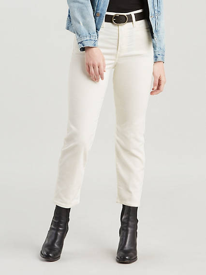 05da9567 Women's White Jeans - Shop White Denim Jeans for Women | Levi's® US