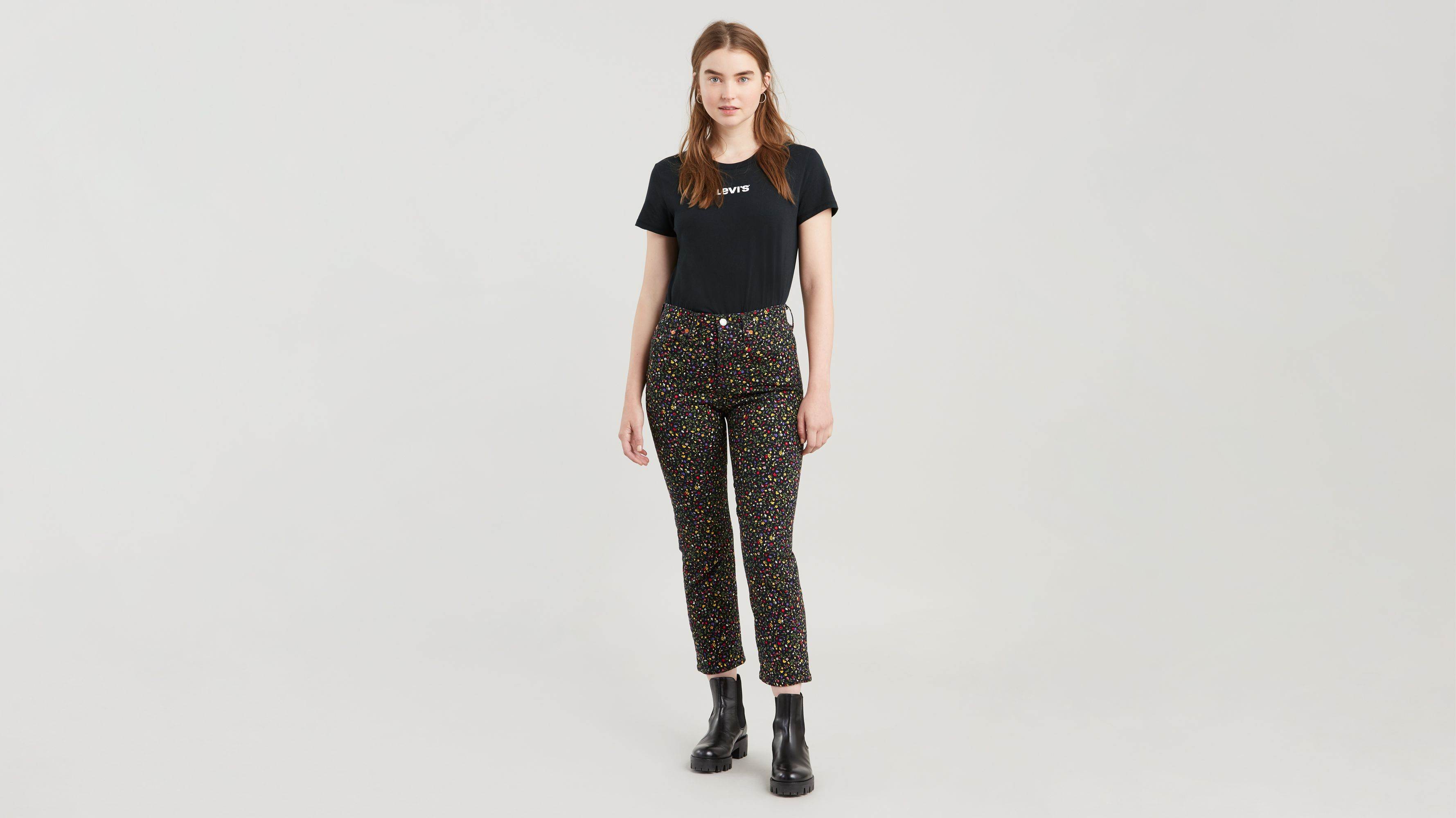 Straight Wedgie Wedgie Jeans It NeroLevi's® jRqAL435