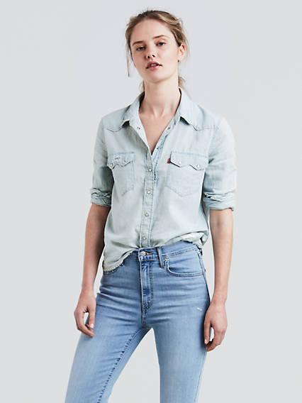 Vintage Sawtooth Western Shirt