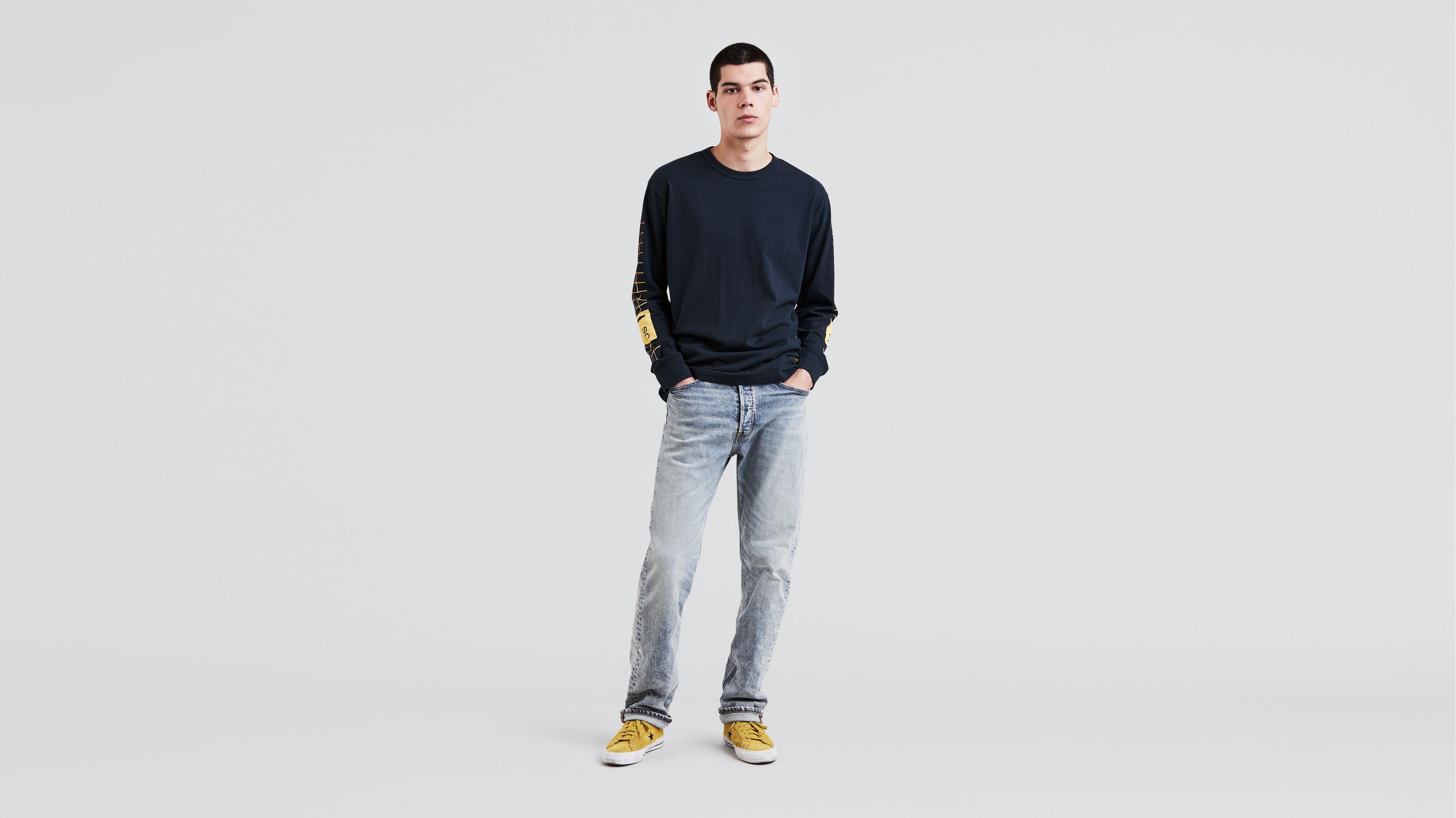 Levi's® Skateboarding 501® Shrink-To-Fit™ Jeans