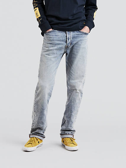 Levi's® Skateboarding 501® Shrink-To-Fit™ Stretch Jeans