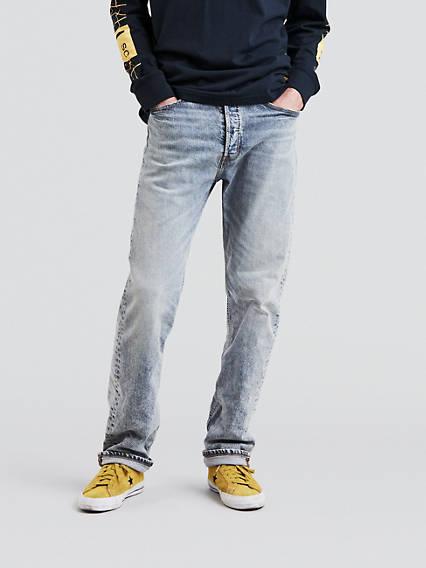 Levi's® Skateboarding™ 501® Shrink-To-Fit™ Stretch Jeans