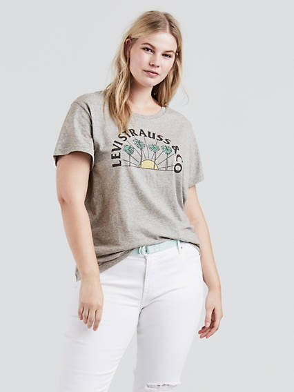 Perfect Graphic Tee (Plus)