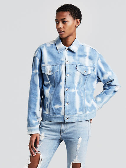 Boxy Trucker Jacket