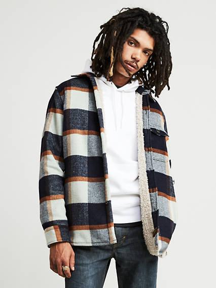 Levi's® Skateboarding™ Sherpa Mason Jacket