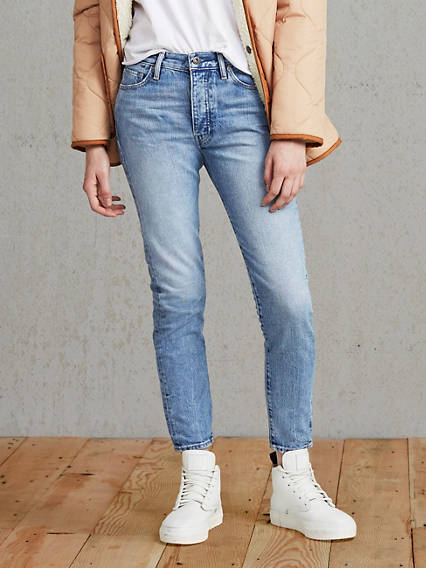 Twig High Rise Slim Jean