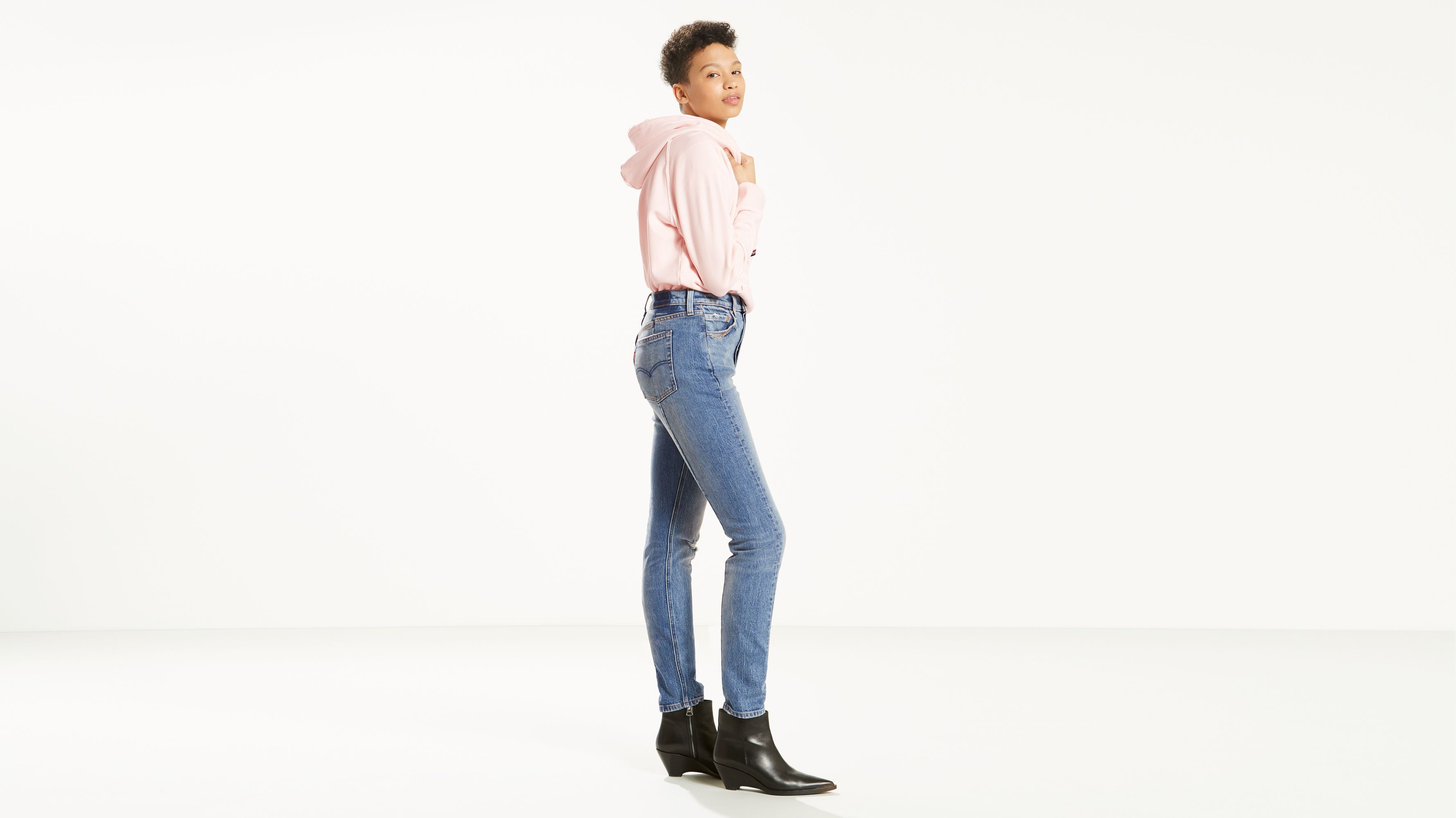 332cf517 501® Altered Skinny Jeans - Medium Wash   Levi's® US