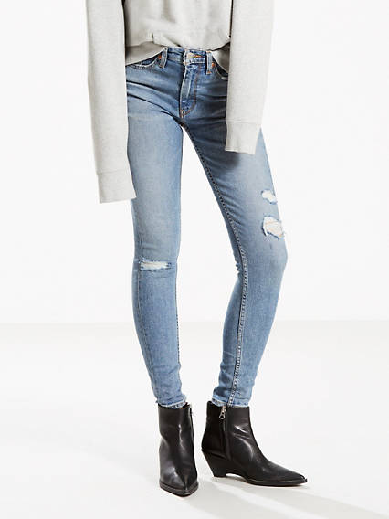 721 Altered High Rise Skinny Jeans