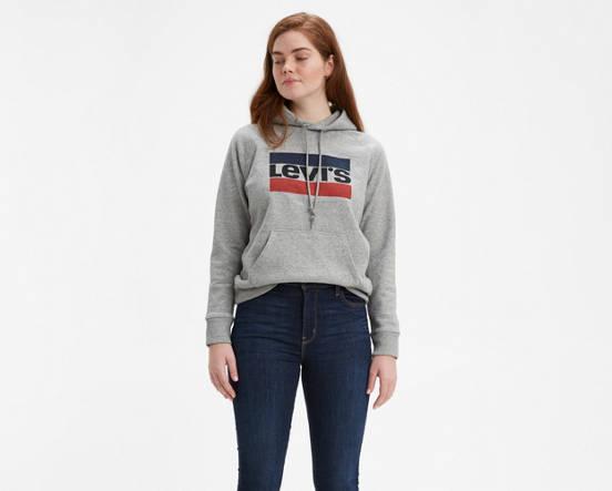 d1f415d9f34 Sportswear Logo Hoodie