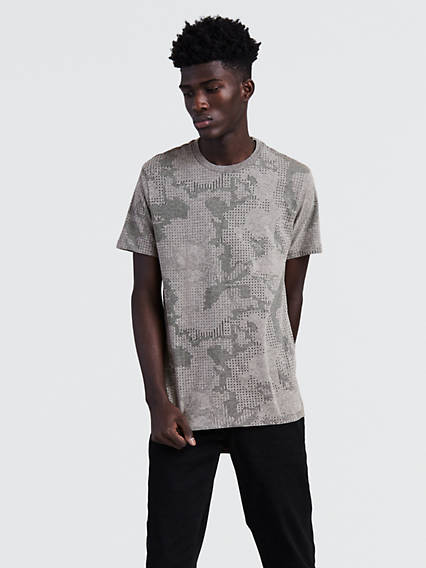 Levi's® Commuter™ Pro Burn Out Tee
