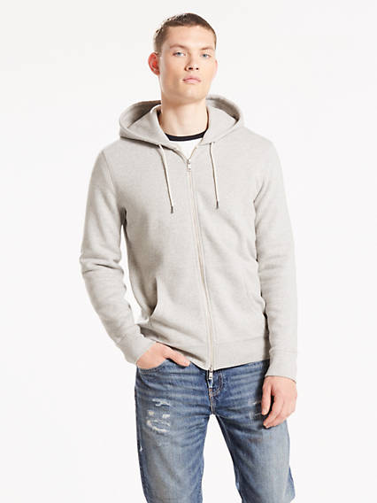 Original Zip Up Hoodie