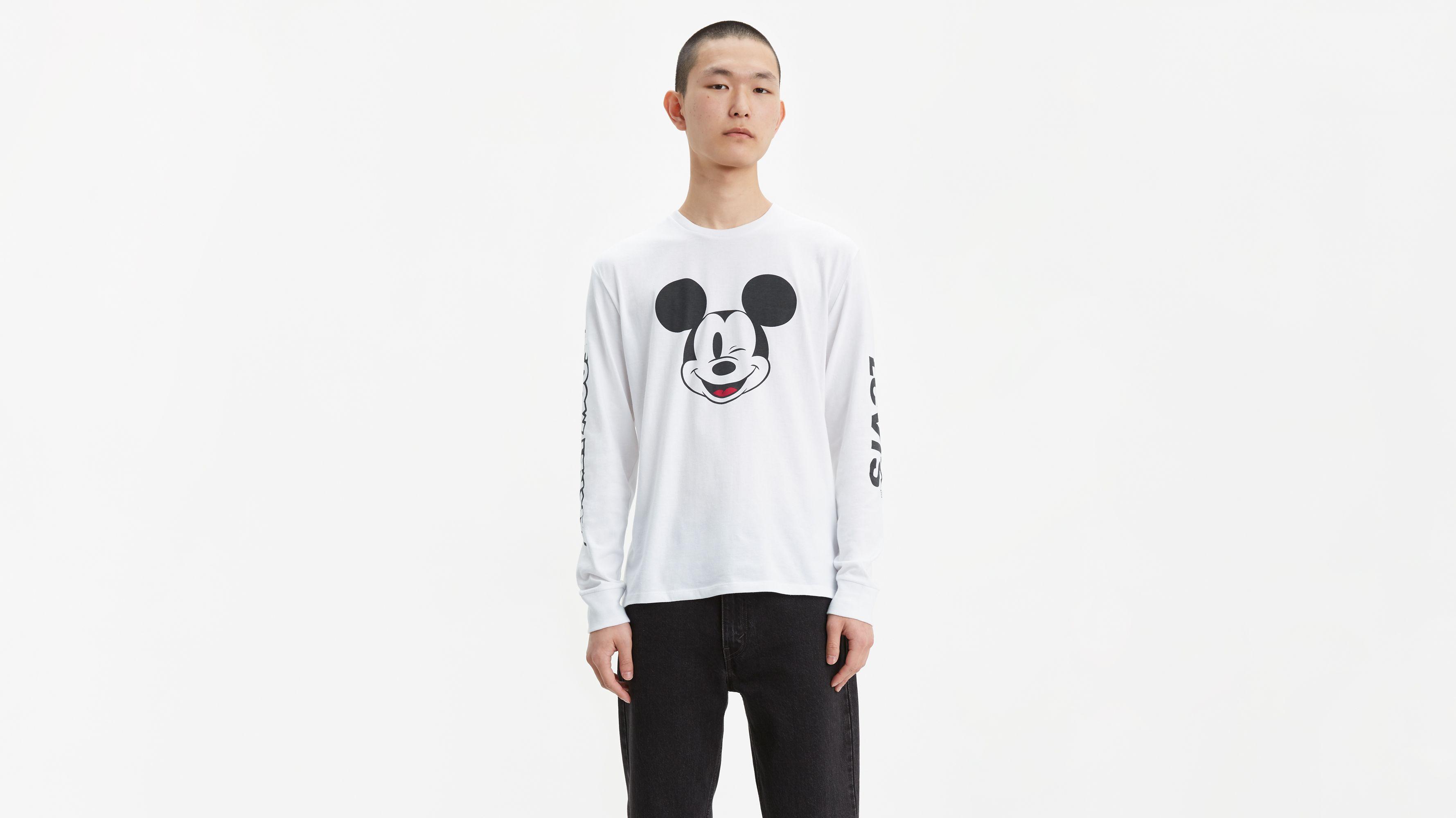 ShirtsJeansamp; Disney Us MoreLevi's® Mouse For Men Clothing Mickey WD2YIE9H