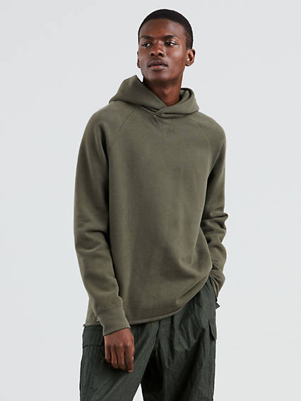 Levi's� Made & Crafted� Unhemmed Hoodie