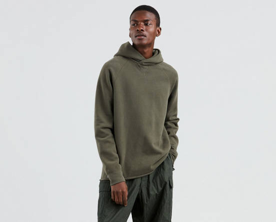 1c22aec6a8 Mouse over image for a closer look. Unhemmed Hoodie Unhemmed Hoodie