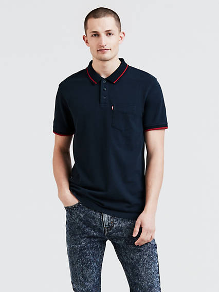 Classic Pocket Polo Shirt