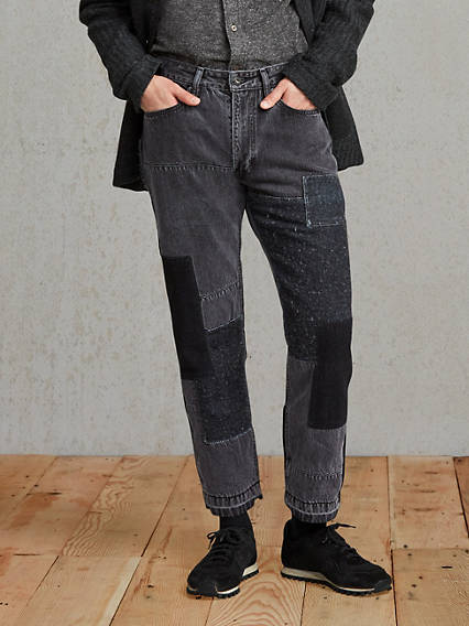Rail Cropped Jeans