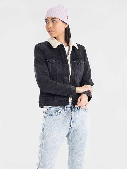 Original Sherpa Trucker Jacket