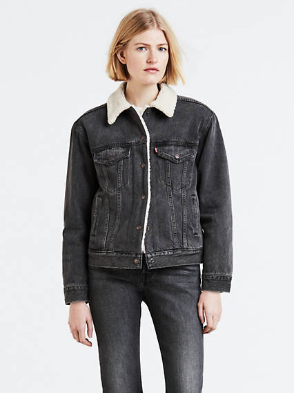 Jean Jackets - Shop Women s Denim Jackets   Outerwear  e6fdcd52cbaf