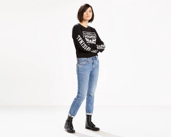 62e2c861d7d 501® Taper Lightweight Jeans - Medium Wash