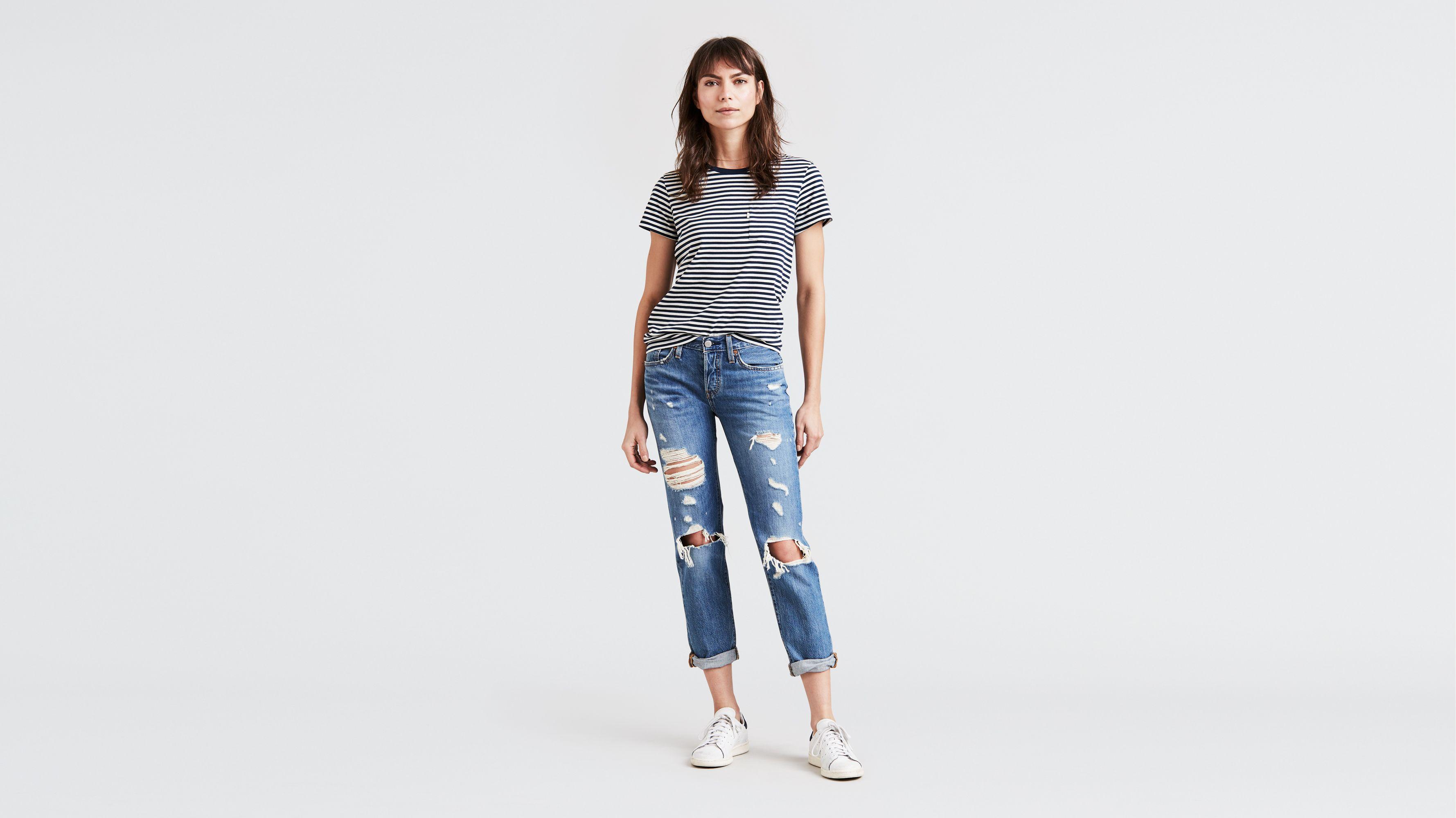 Women's Levi's® Women's Boyfriend Jeans Ca Levi's® Jeans Boyfriend zHqwtx1C