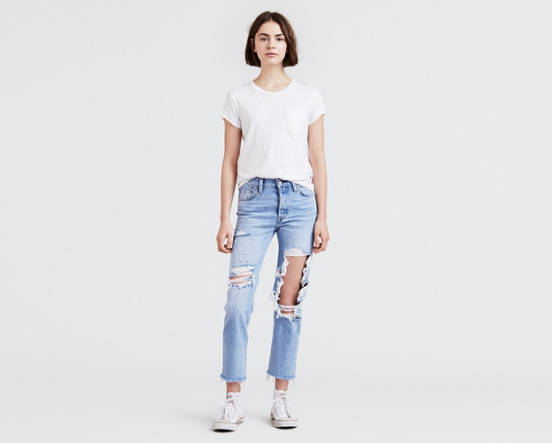 ffcb2d83c67603 Mouse over image for a closer look. 501® Original Cropped Jeans ...
