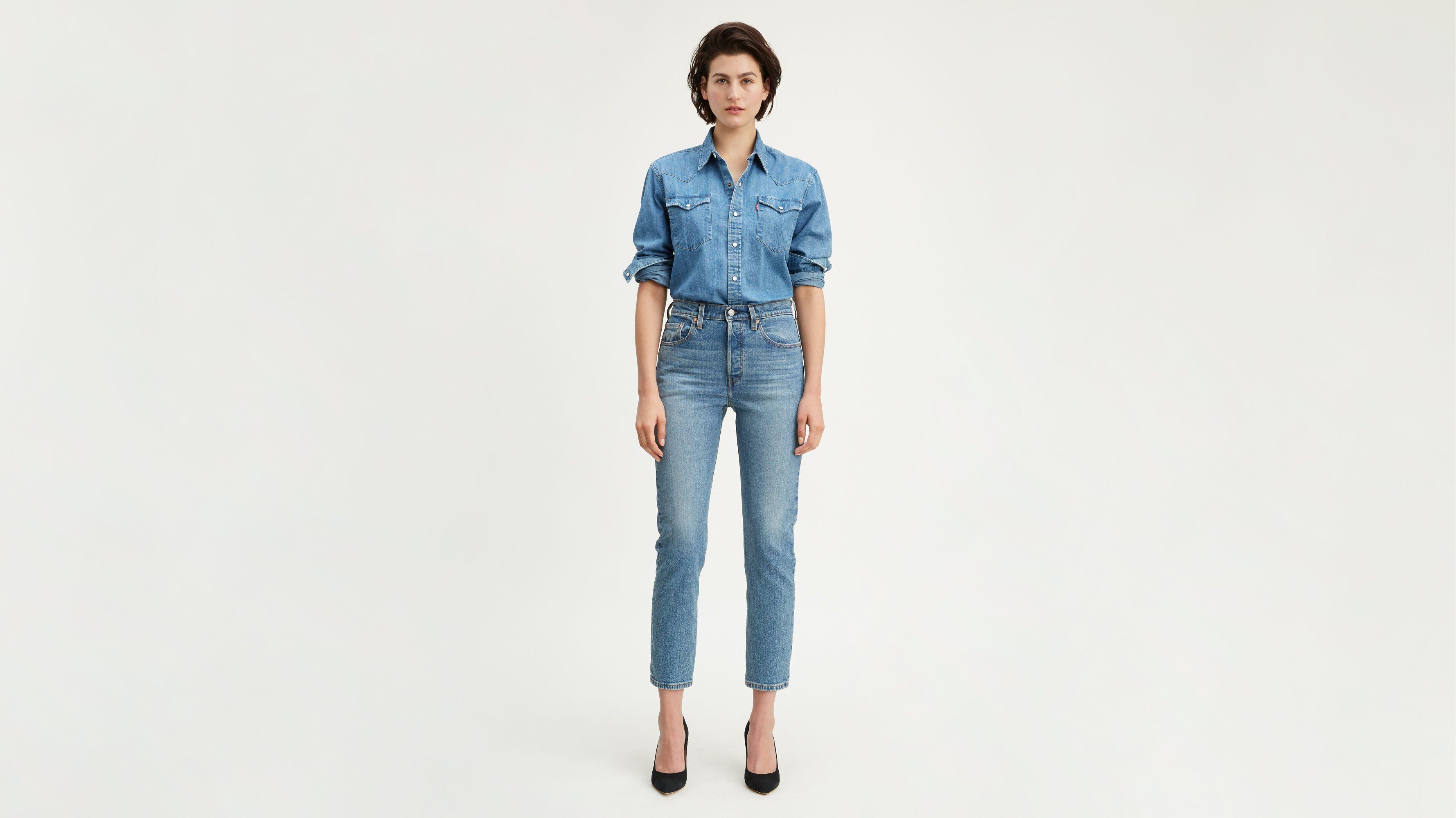 501® Original Cropped Stretch Women's Jeans