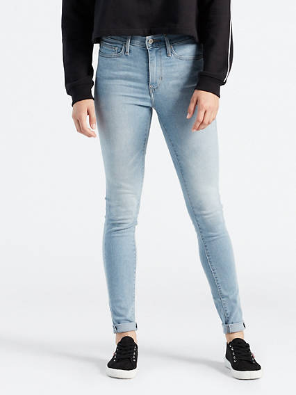 Slimming Super Skinny Fit Jeans