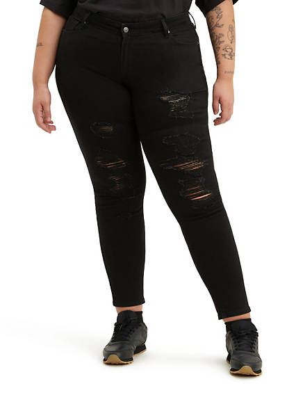 711 Skinny Women's Jeans (Plus Size)