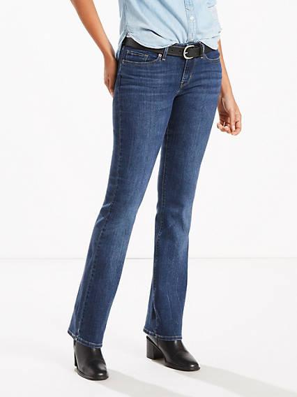 715 Vintage Boot Cut Jeans