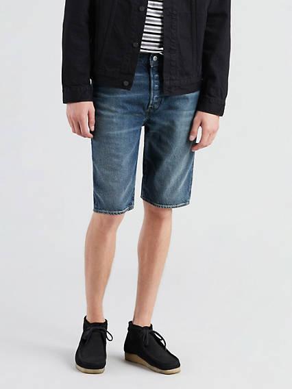01a71bb8b1 501® Hemmed Shorts