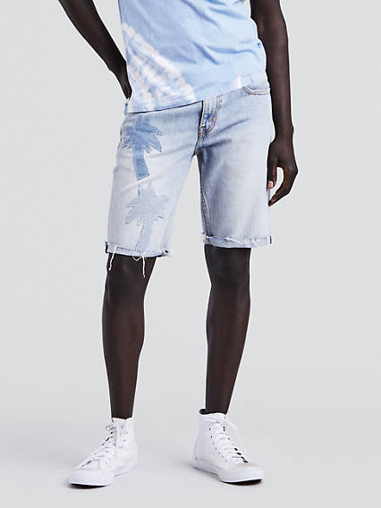 511� Slim Cut-Off Shorts