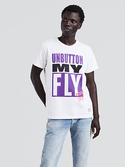 Unbutton My Fly Mighty Made™ Tee Shirt