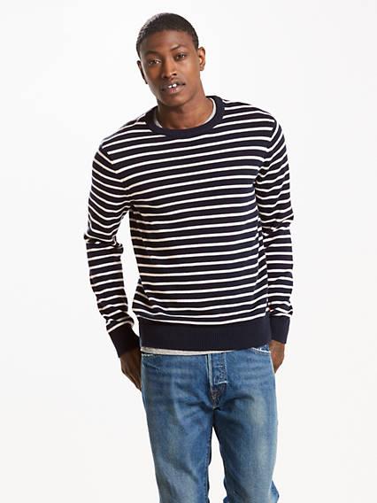Gough Striped Sweater