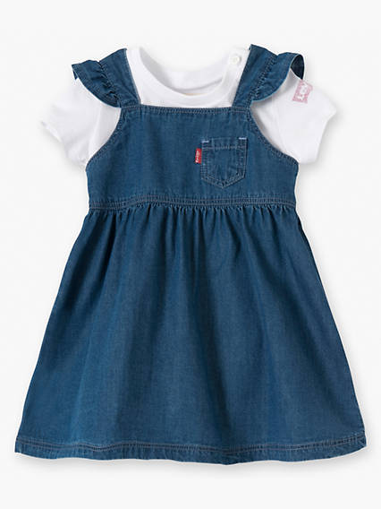 SET TEE+DRESS