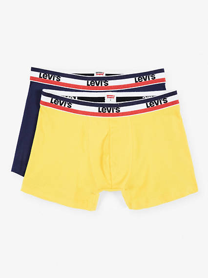 Levis 200Sf Sportwear Color Boxer Brief 2 Pack