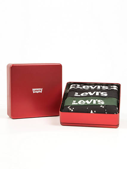 Levis 200Sf Giftbox Christmas Boxer Brief 3 Pack