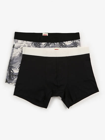 Levis 200Sf Aloha Print Boxer Brief 2 Pack