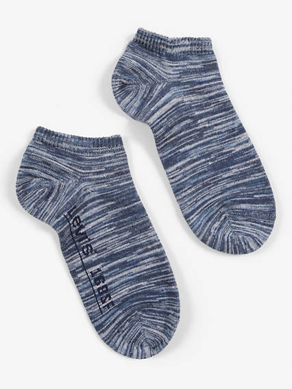 Levis 168Sf Low Cut Denim Heather 2 Pack